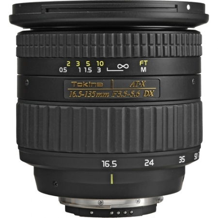 Tokina 16.5-135 DX Canon AF RS65809280