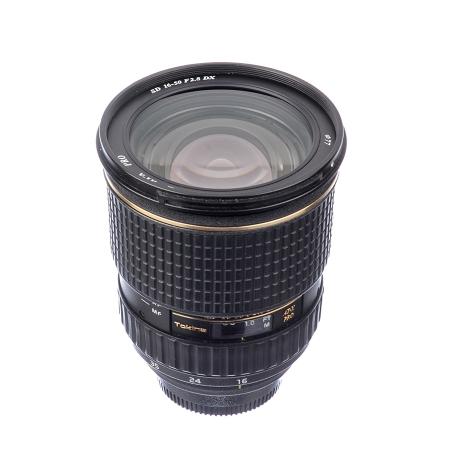 Tokina 16-50mm f/2.8 AT-X 165 PRO DX pentru Nikon - SH7574