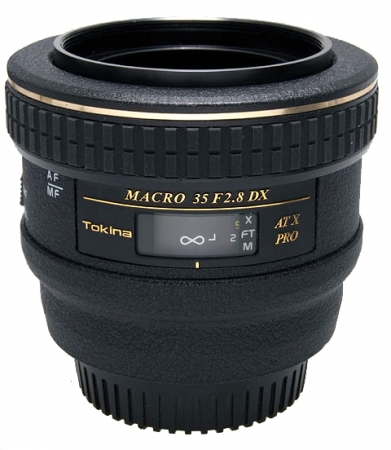 Tokina AF 35mm f/2.8 AT-X PRO DX pt CANON EOS - RS7805157