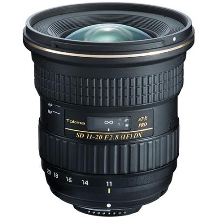 Tokina AT-X 11-20mm f/2.8 PRO DX pentru Nikon AF