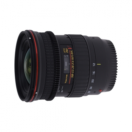Tokina ATX 12-28mm f/4 Cinema Pro DX Canon