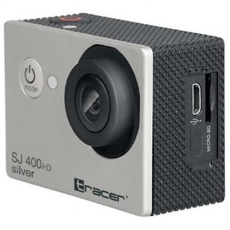 Tracer Sportcam eXplore SJ 400 HD - argintiu