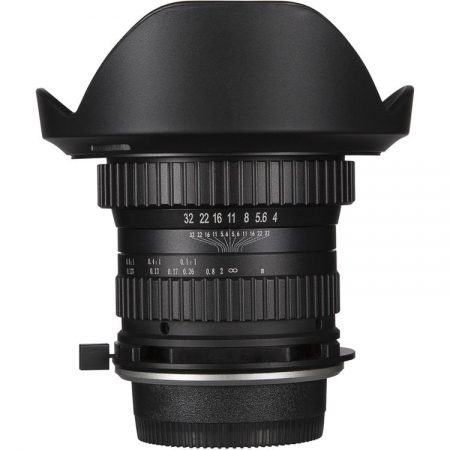 Venus Optics Laowa 15mm f/4 Macro - montura Nikon FX, negru