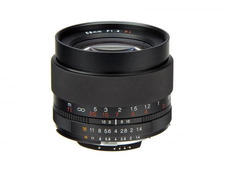 Voigtlander Nokton Nikon AI-S 58mm f1.4 SL II (CPU integrated) - RS10107227