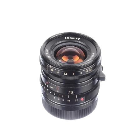 Voigtlander Ultron 28mm f/2.0 - montura Leica M - SH7357-1