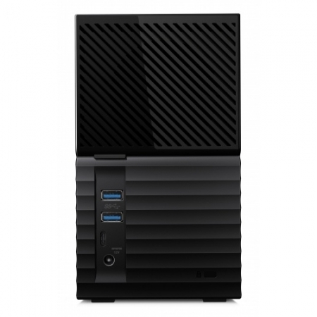 WD My Book Duo - HDD extern, 3.5
