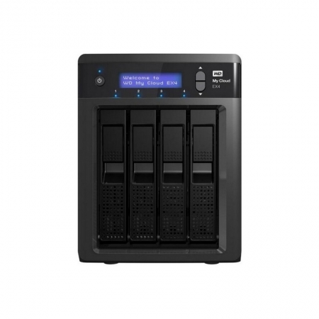 WD My Cloud EX4 12TB Raid - Network Attached Storage