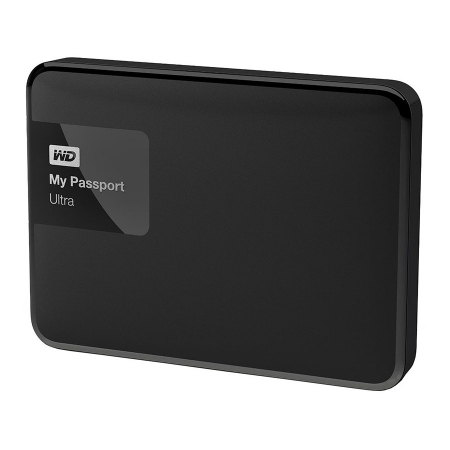 WD My Passport Ultra 3TB - HDD extern 2.5