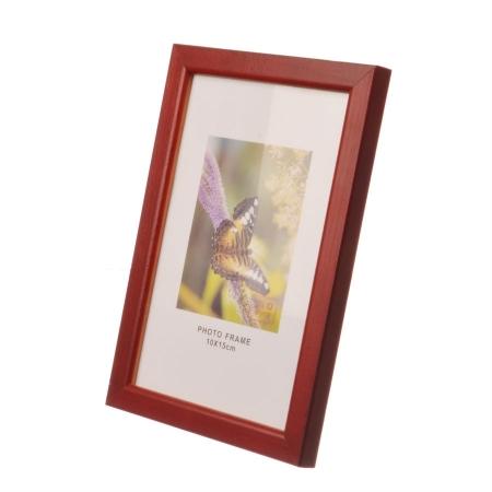 WPF14 - Rama Foto, 10x15, rosu inchis