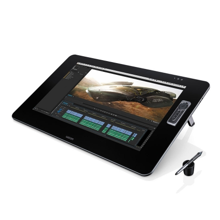Wacom Cintiq 27QHD - tableta grafica interactiva Pen, 27