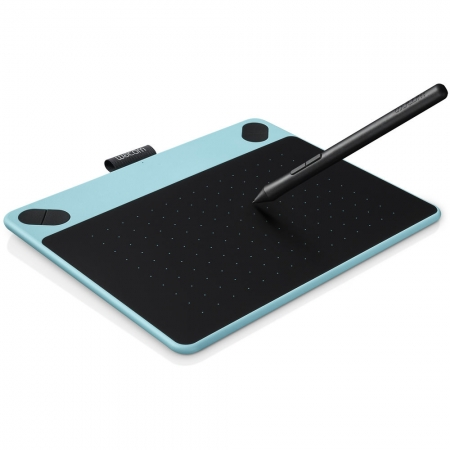 Wacom Intuos Comic CTH-490 Blue PT S North RS125020946-2