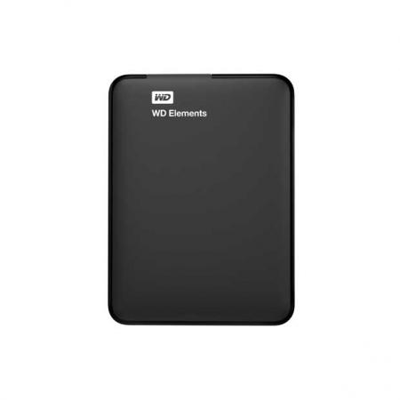 Western Digital Elements Portable - HDD extern, 2TB, 2.5