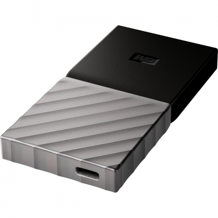 Western Digital My Passport SSD 1TB, USB 3.1, Argintiu