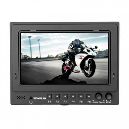 Wondlan WM-701D - monitor LCD 7