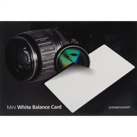 X-Rite ColorChecker Mini - Grey Card