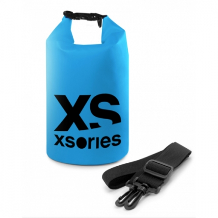 X-Sories Stuffler - Duffle Bag 8L, Albastru