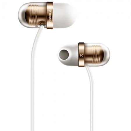 Xiaomi Mi Piston Air - Casti Audio In Ear, Alb