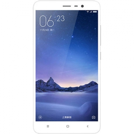 XIAOMI REDMIN NOTE 3 DUAL SIM 32GB LTE 4G ALB ARGINTIU - RS125024109-1