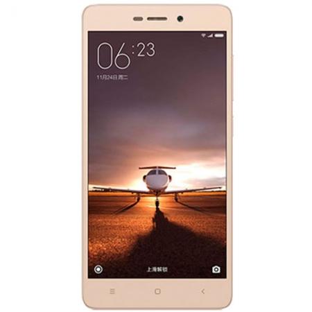 XIAOMI Redmi 3 Pro Dual Sim 32GB LTE 4G Auriu - RS125028597