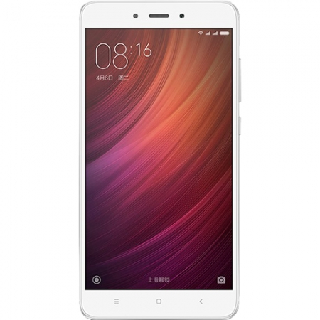 XIAOMI Redmi Note 4 Dual Sim 64GB LTE 4G Alb Argintiu - RS125030712-1