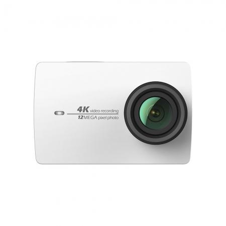 XIAOMI YI 2 Action 4K - Camera actiune, Alb