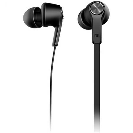 Xiaomi Colorful Edition - Casti audio cu Microfon, Negru