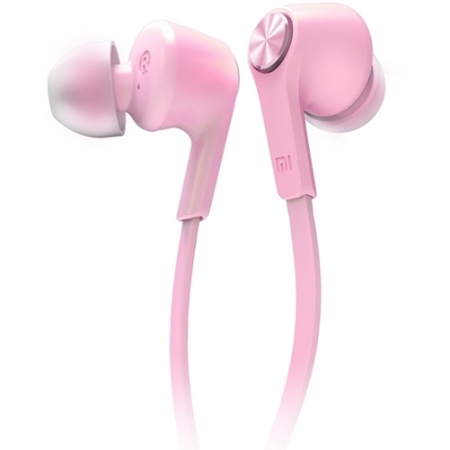 Xiaomi Colorful Edition - Casti audio cu Microfon, Roz