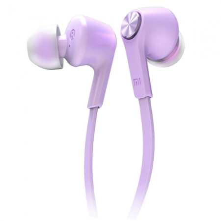 Xiaomi Colorful Edition - Casti audio cu Microfon, Violet