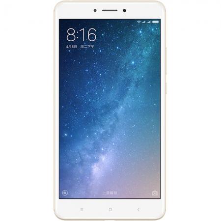 Xiaomi Mi Max 2 - 6.4'', Dual Sim, Octa-Core, 4GB RAM, 64GB, 4G - Auriu