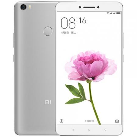 Xiaomi Mi Max - 6.4'', Dual Sim, Hexa-core, 3GB RAM, 32GB, 4G - Gri