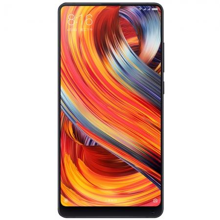 Xiaomi Mi Mix 2 - Dual Sim, 128GB, 6GB RAM, LTE, 4G, Octa-Core, Negru (Ceramic)