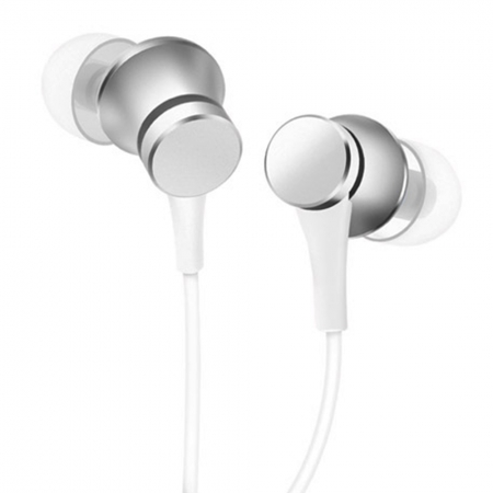 Xiaomi Mi Piston - Casti In Ear, Argintiu