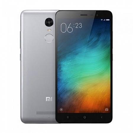 Xiaomi Redmi Note 3 - Dual Sim, 16GB LTE 4G negru-argintiu