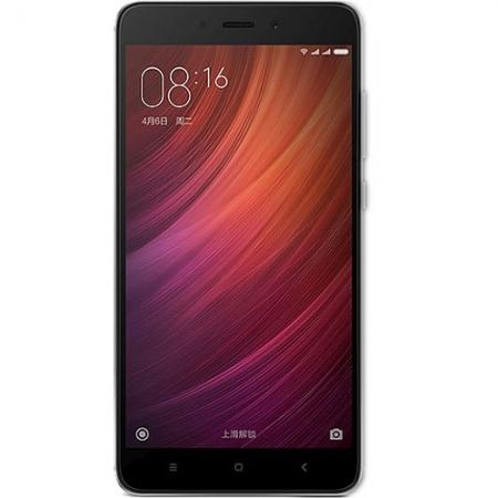Xiaomi Redmi Note 4 - 5.5'', Dual Sim, Deca-Core, 64GB, 3 GB RAM, LTE 4G - Negru/Argintiu