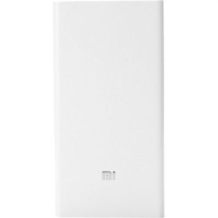 Xiaomi baterie externa 20000 mah alb pentru toate telefoanele iphone