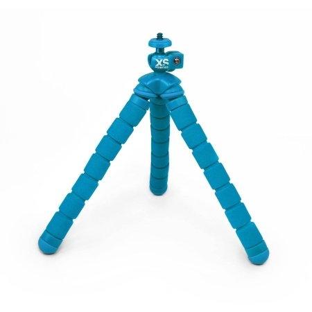 Xsories Bendy - Minitrepied flexibil, albastru