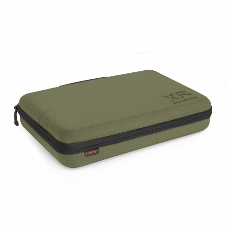 Xsories Large Capxule Soft Case - verde-oliv