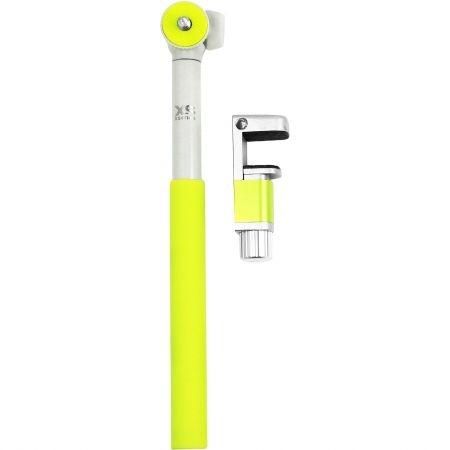 Xsories Me-Shot - Selfie stick, Galben/ Gri