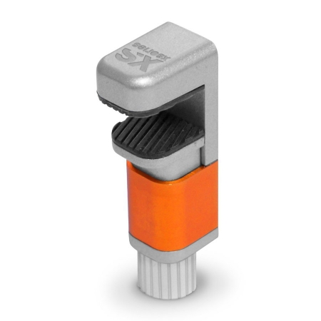 Xsories Pholder 2.0 - suport adaptor telefoane, argintiu/portocaliu