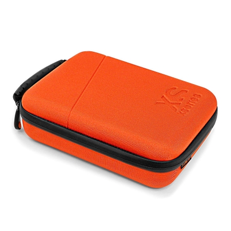 Xsories Small Capxule Soft Case - hardcase GoPro, portocaliu