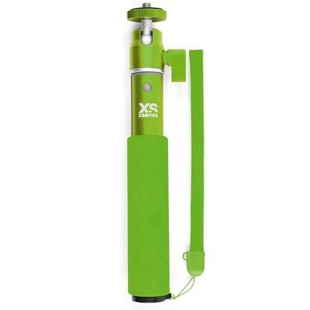 Xsories U-shot - Selfie stick extensibil, Green