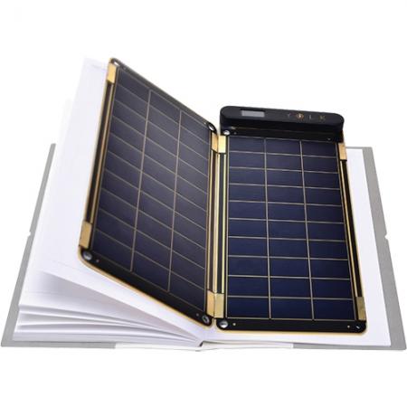 YOLK Incarcator Solar USB 7.5W pentru Smartphone