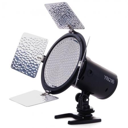 Yongnuo YN216 - lampa video 216 leduri 3200K-5500K RS125019733-1