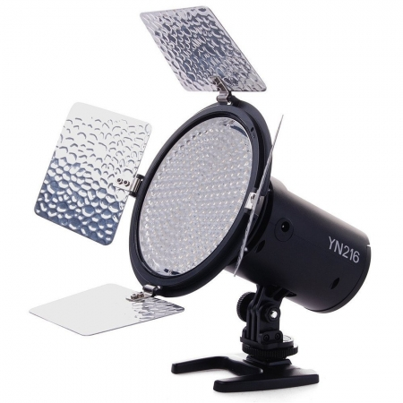 Yongnuo YN216 - lampa video 216 leduri 3200K-5500K - RS125019733