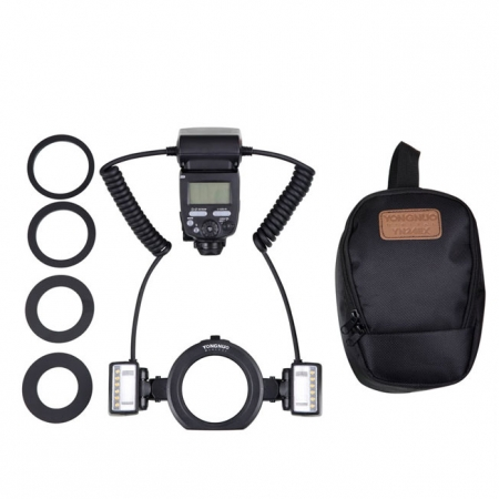 Yongnuo YN24EX - Blitz circular pentru Canon ETTL
