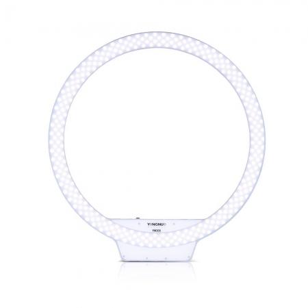 Yongnuo YN308 - Lampa circulara LED Bi-Color 3200-5500K