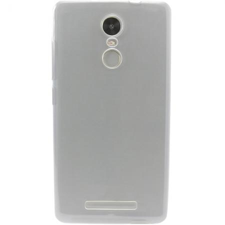 Yuppi Love Tech - Husa Capac Spate + Folie De Protectie pentru Xiaomi Redmi Note 3