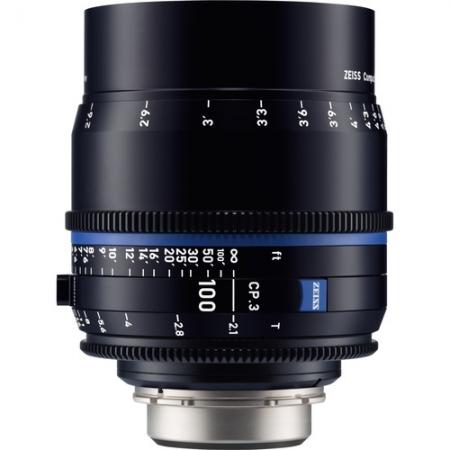 Zeiss CP.3 100mm T2.1 - Montura Canon EF