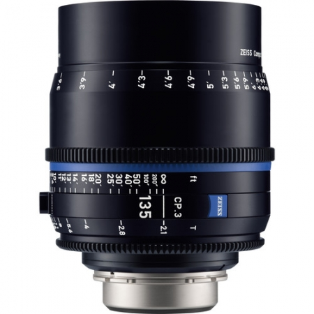 Zeiss CP.3 135mm T2.1 - Montura PL