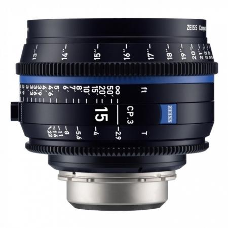 Zeiss CP.3 15mm T2.9 - Montura Sony E